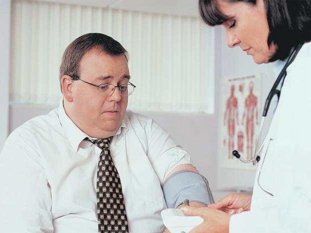 Tăng huyết áp ở người béo phì