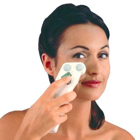 Căng mịn da mặt với máy tập cơ mặt