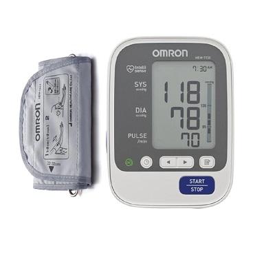 Máy đo huyết áp điện tử bắp tay Omron HEM-7130