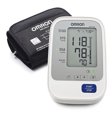 Máy đo huyết áp điện tử bắp tay Omron HEM-7322