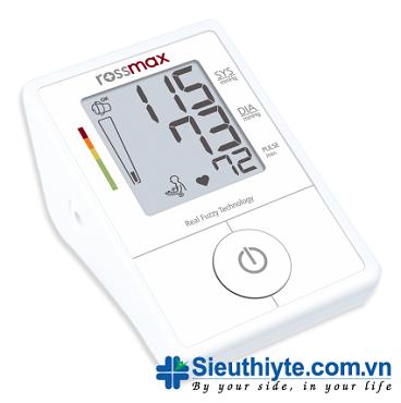Máy đo huyết áp điện tử bắp tay Rossmax X1