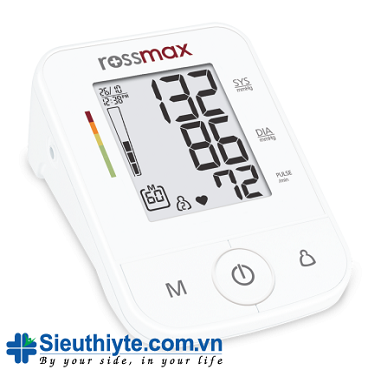 Máy đo huyết áp bắp tay Rossmax X3