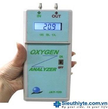 Máy đo độ tính khiết của máy tạo oxy