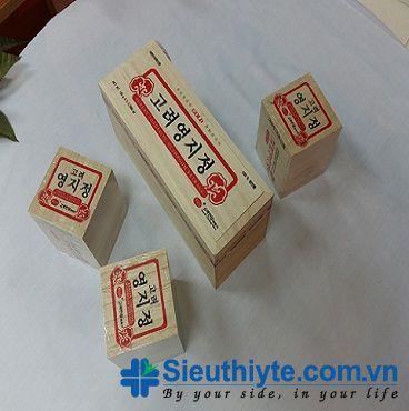 Cao Linh Chi Cao Cấp KGS Hộp Gỗ 360g