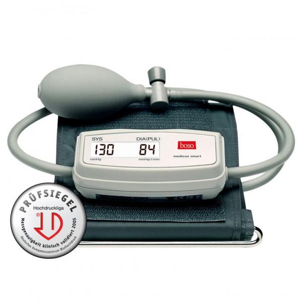 Máy đo huyết áp điện tử bắp tay Boso Medicus Smart