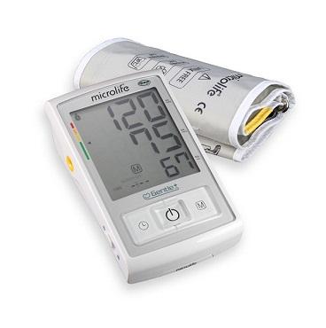 Máy đo huyết áp điện tử bắp tay Microlife A3L Comfort