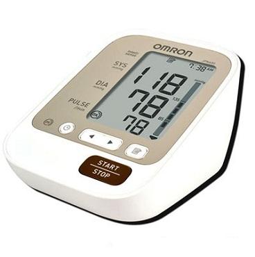 Máy đo huyết áp điện tử bắp tay Omron JPN600