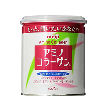 Bột Meiji Amino Collagen 200g