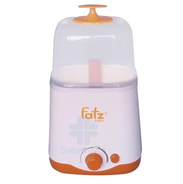 Máy hâm sữa hai bình cổ rộng FB3012SL