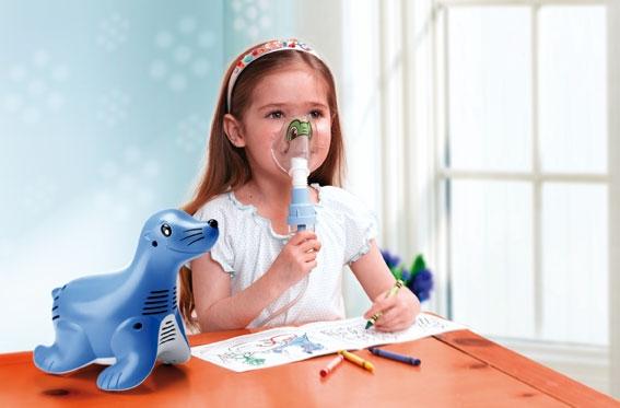 Hướng dẫn cách xông mũi họng và bảo quản máy khí dung