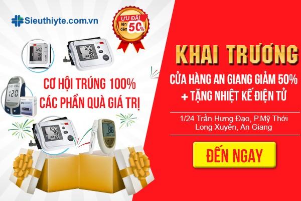 Siêu Thị Y Tế khai trương cửa hàng mới tại An Giang