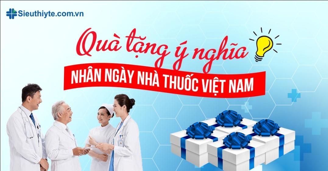 Những món quà ý nghĩa nhất tri ân ngày thầy thuốc Việt Nam 27/2