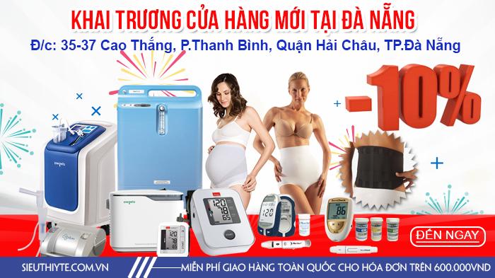 Siêu Thị Y Tế rộn ràng khai trương cửa hàng mới tại Đà Nẵng