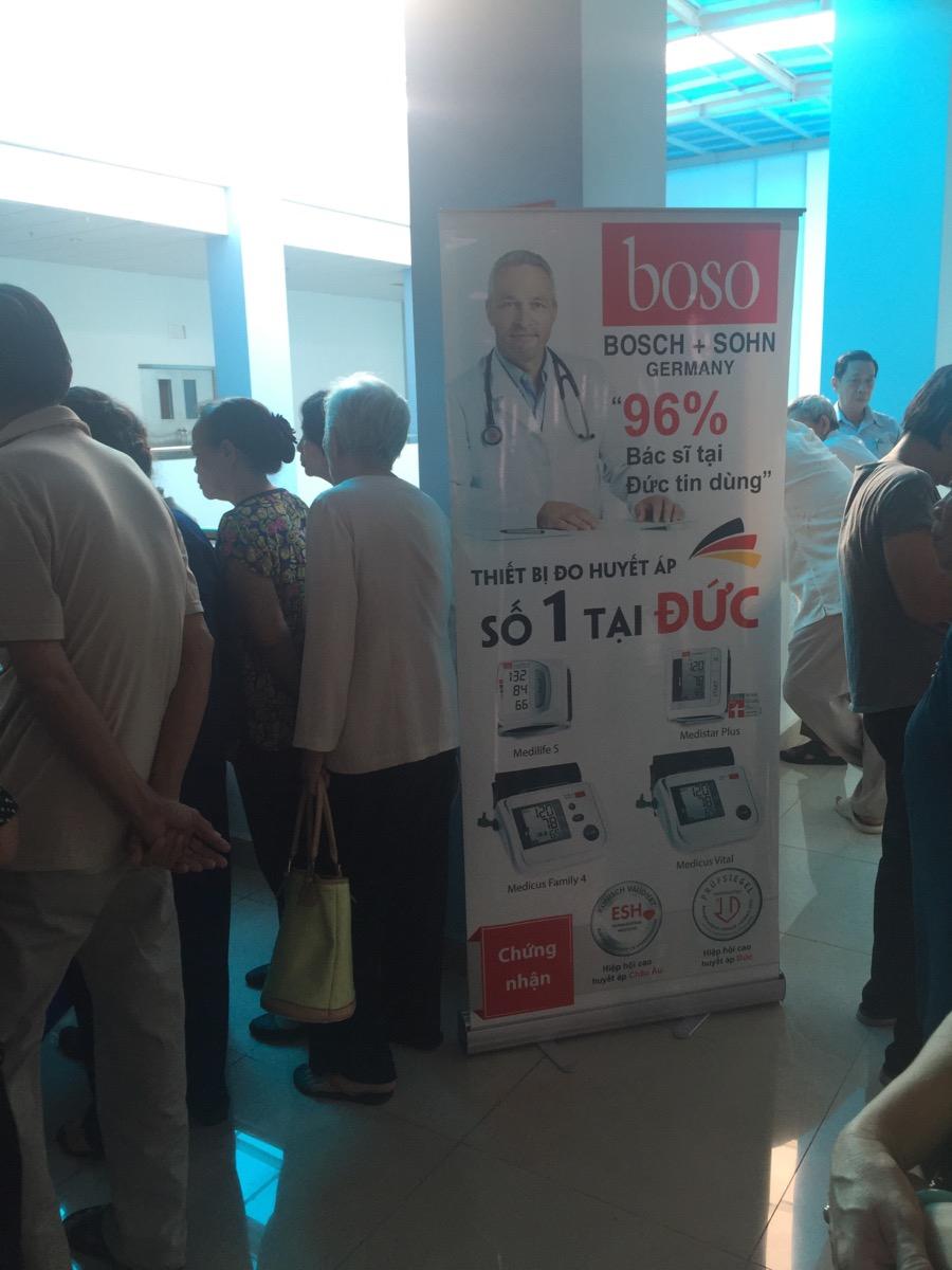 Siêu Thị Y Tế tham gia sinh hoạt CLB Đái Tháo Đường bệnh viện Gò Vấp