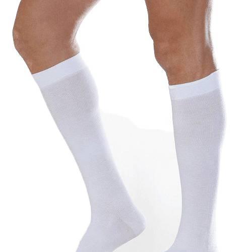 Vớ y khoa phòng ngừa suy tĩnh mạch cho nam, dạng gối, bít ngón - Cotton - Art.820