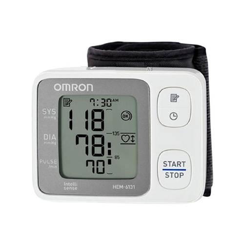 Máy đo huyết áp điện tử cổ tay Omron HEM-6131