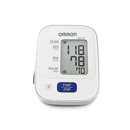 Máy đo huyết áp điện tử bắp tay Omron HEM-7121