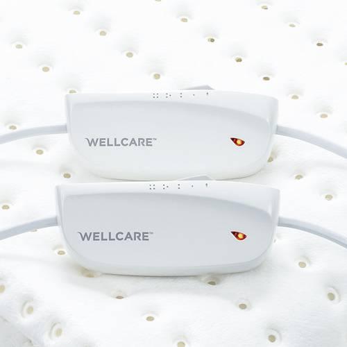 Đệm điện sưởi ấm Wellcare WE-167UBTHD, 140 x 150 cm