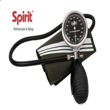 Máy đo huyết áp cơ Spirit mặt đồng hồ 60 CK-112