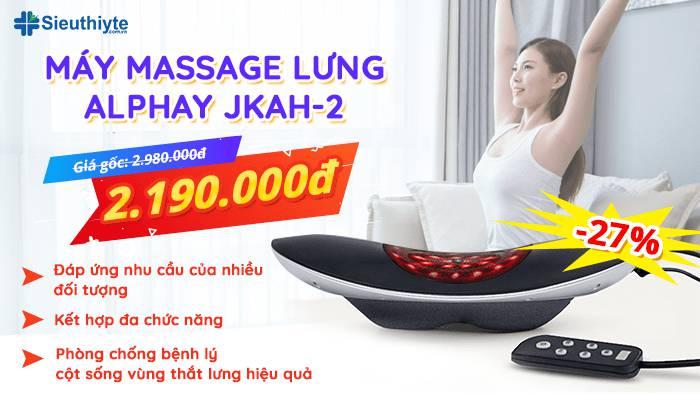 Máy massage JKAH2