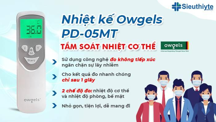 Nhiệt Kế Owgels