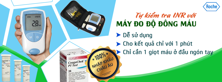 Máy đo độ đông máu - DM