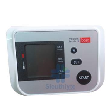 Máy đo huyết áp điện tử bắp tay Boso Medicus Family 4