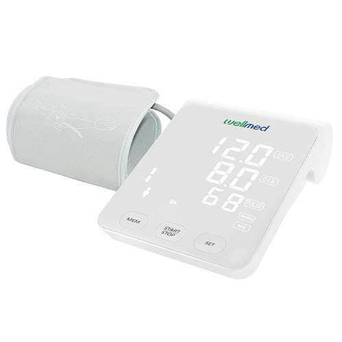 Máy đo huyết áp cao cấp Wellmed FDBP-A4