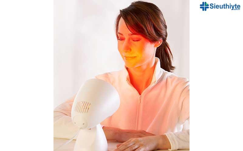 Tác dụng đèn hồng ngoại trong làm đẹp