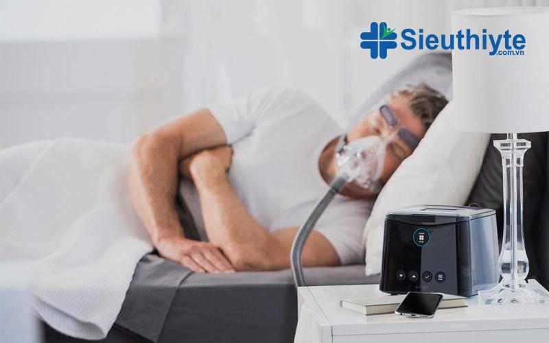 cách sử dụng máy trợ thở hiệu quá