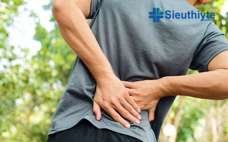 đai lưng thoát vị đĩa đệm hiệu quả giảm đau