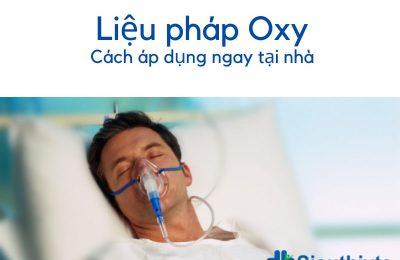 Liệu pháp oxy: Vai trò và cách áp dụng tại nhà
