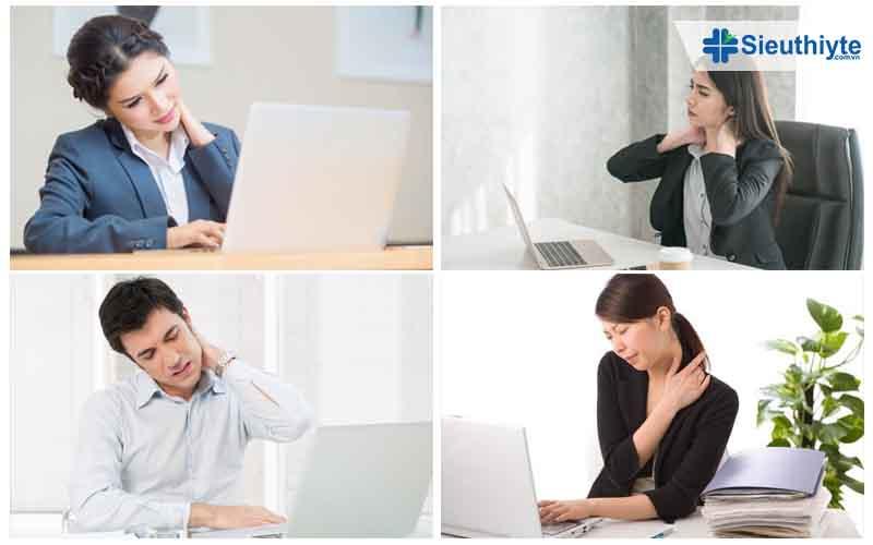 Cách giảm đau cổ vai gáy hiệu quả