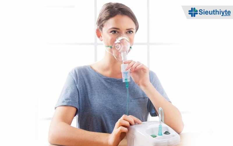 Cách vệ sinh máy xông mũi họng