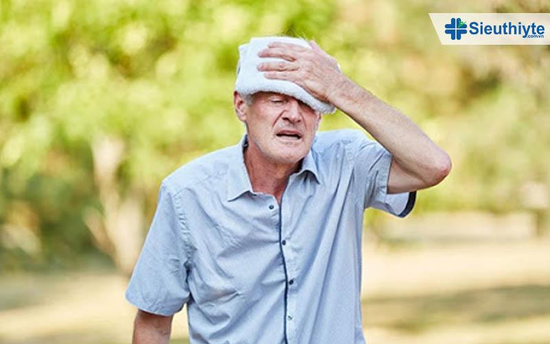 Tăng huyết áp đột ngột do nắng nóng