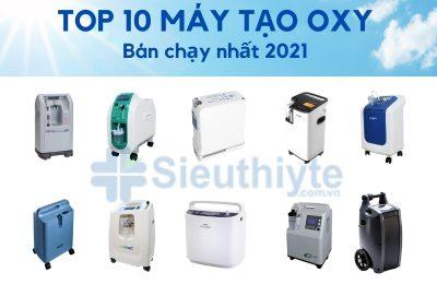Top 10 máy tạo oxy bán chạy nhất 2021