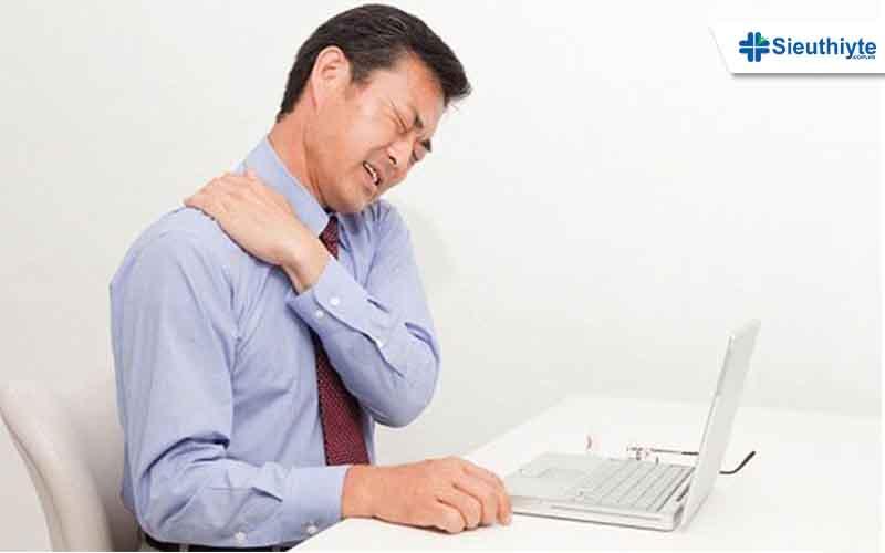 Phòng bệnh đau cổ vai gáy của dân văn phòng