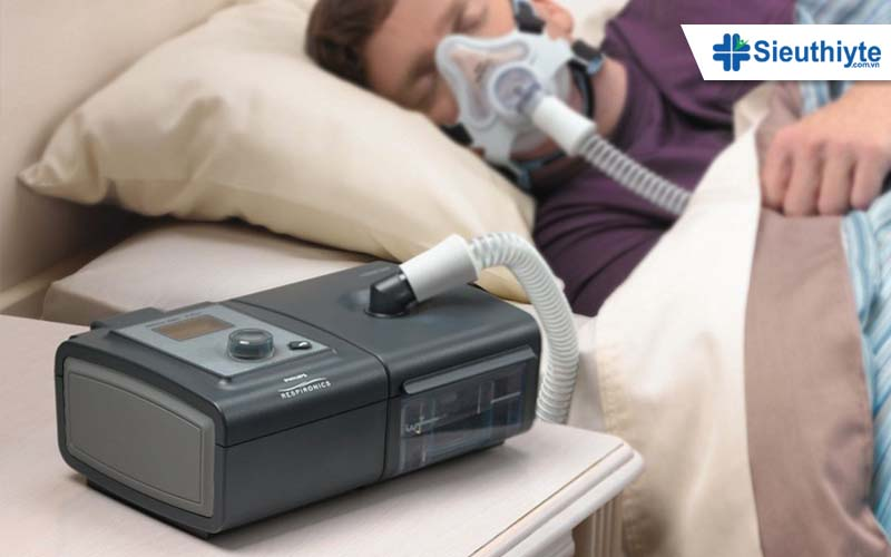 Vai trò của máy trợ thở cá nhân khi ngủ đối với bệnh nhân viêm phổi tắc nghẽn mãn tính (COPD)