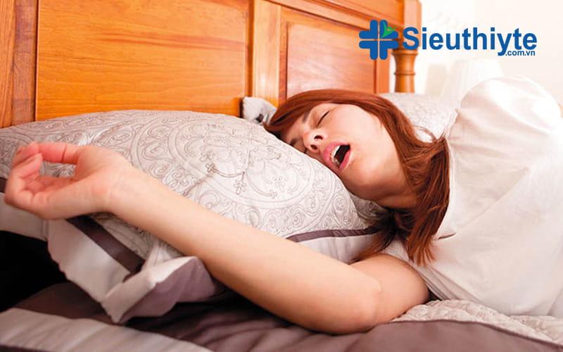 ngáy ngủ không chỉ mệt mỏi còn nguy hiểm