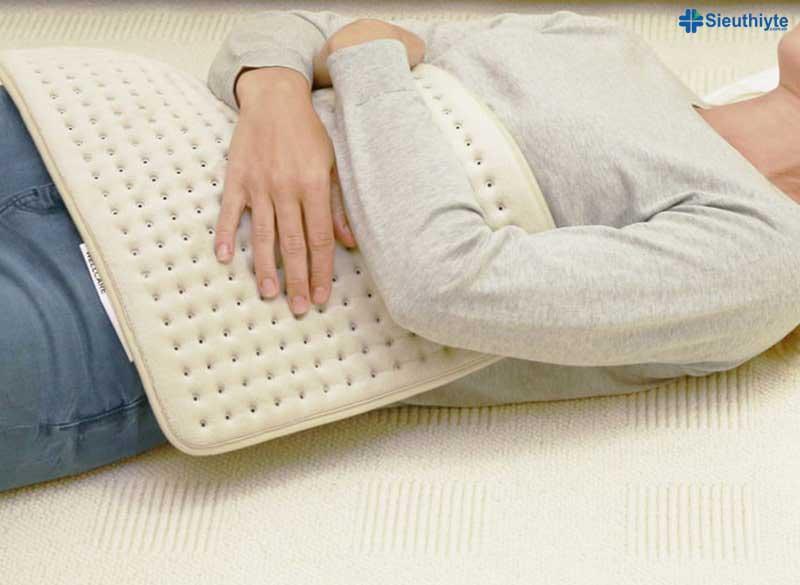 Đệm sưởi ấm Wellcare WE-167SPLHD (35cm x 46cm)(Ảnh: Sieuthiyte.com.vn)