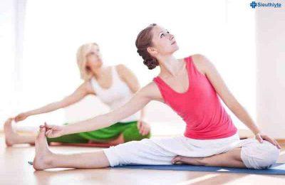 yoga dieu tri ngung tho khi ngu
