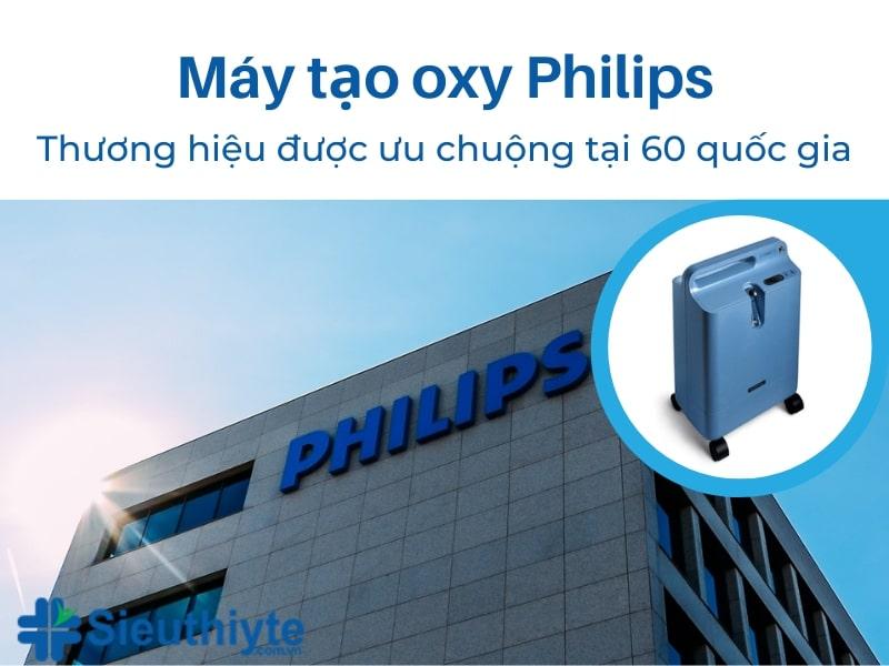 Máy tạo oxy Phillips: TOP 3 sản phẩm tốt nhất hiện nay