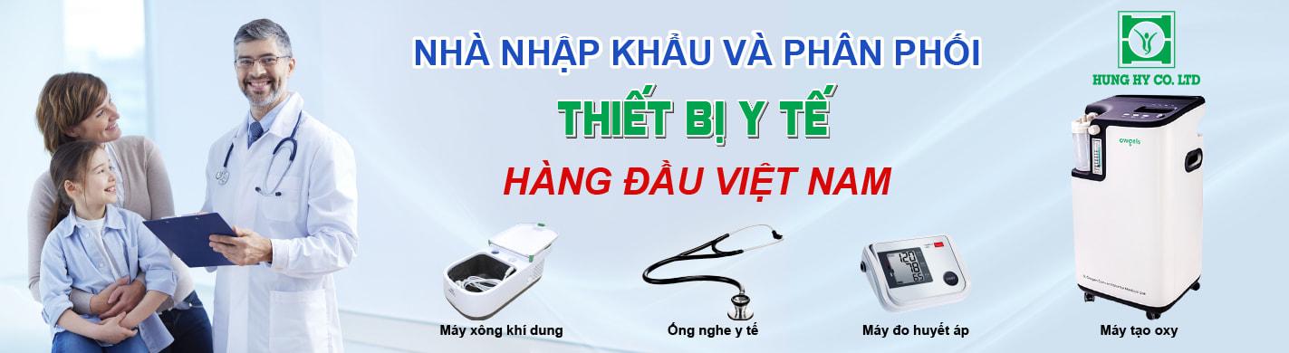 Hùng Hy - Đơn vị phân phối máy tạo oxy chính hãng hàng đầu Việt Nam