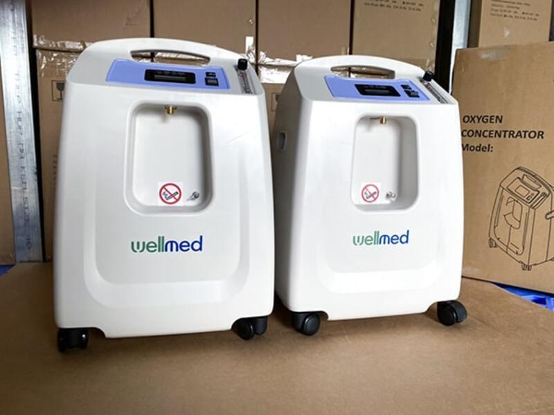 Máy tạo oxy là sản phẩm rất cần thiết cho bệnh nhân, nhất là trong tình hình Covid phức tạp như hiện nay