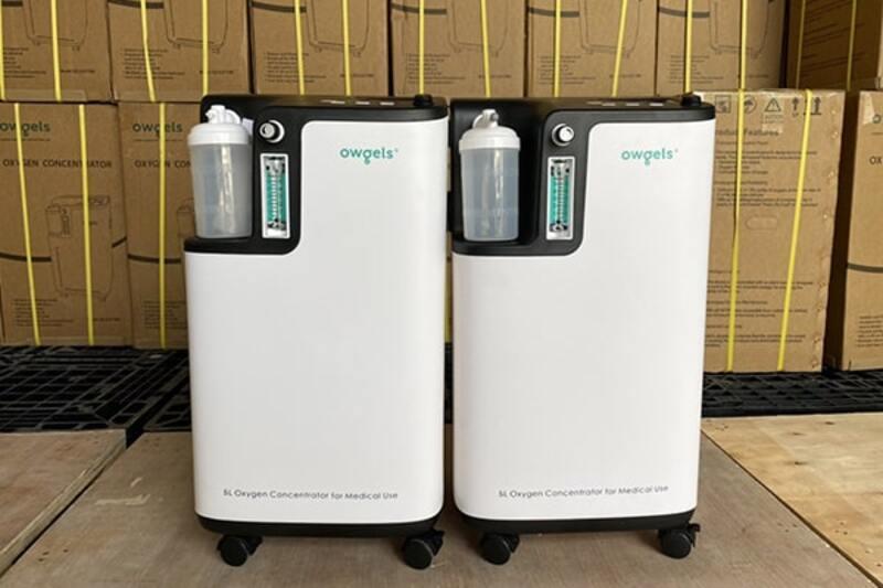 Máy tạo oxy Owgels OZ-5-01TW0 là máy tạo oxy 5 lít thế hệ mới của thương hiệu nổi tiếng Owgels - Đức