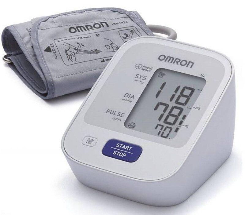 Máy đo huyết áp bắp tay thiết kế nhỏ gọn tinh tế