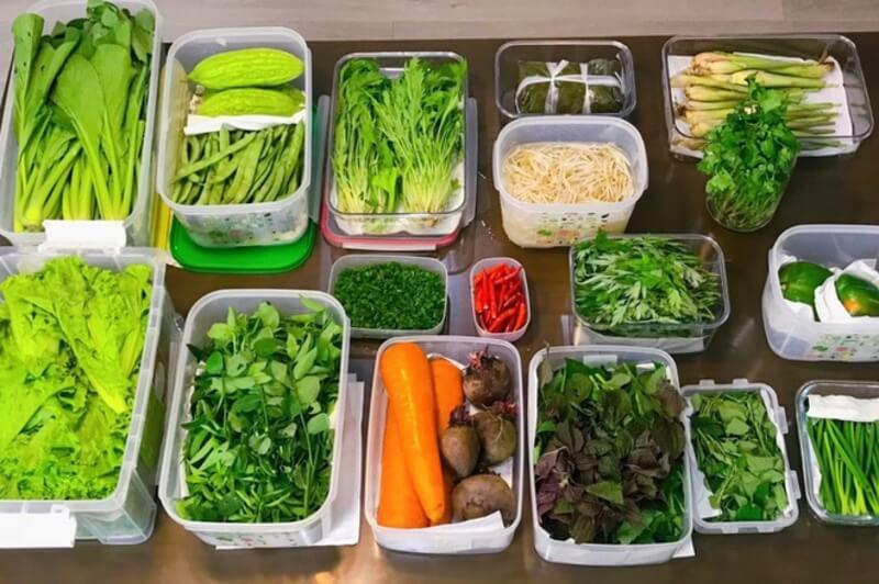 Mẹo hay giúp bảo quản các loại rau gia vị trong mùa dịch