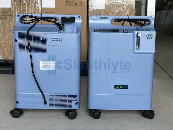 Máy tạo oxy 5 lít Wellmed DO2-5EW / DO2-5E (Có xông mũi)