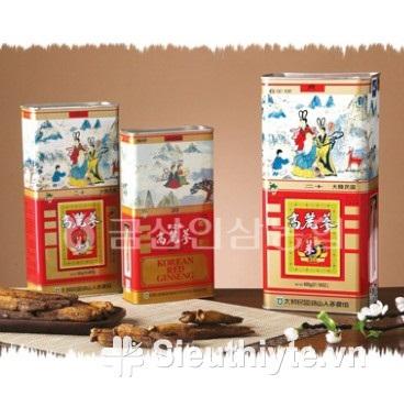 Hồng Sâm củ khô 6 tuổi - Lương Sâm 600g (loại to)