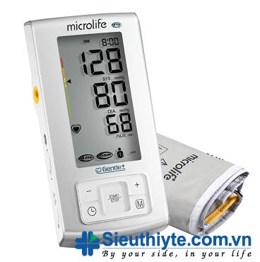 Máy đo huyết áp điện tử bắp tay Microlife BP A6 Basic